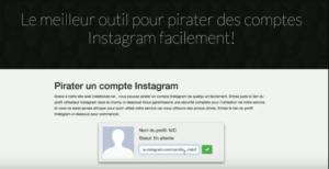 Pirater un Compte Instagram