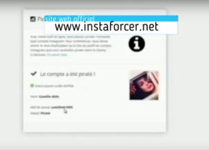 pirater mot de passe d'un Compte Instagram 2018
